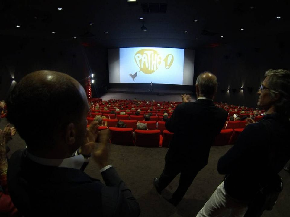 Inauguration - Complexe Cinéma