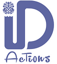 ID ACTIONS logo