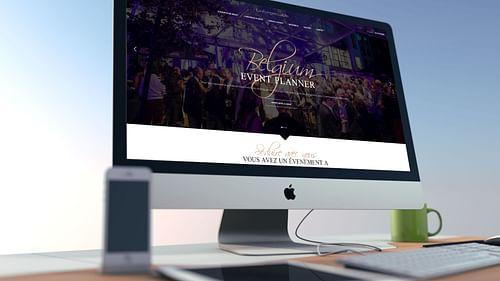Unforgettable Event - Création de site internet