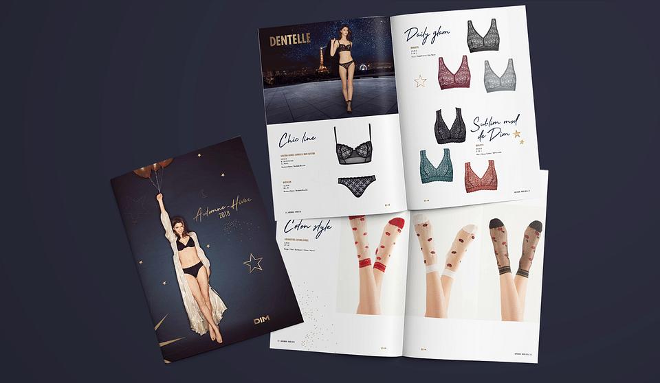 Graphique Design / Dim