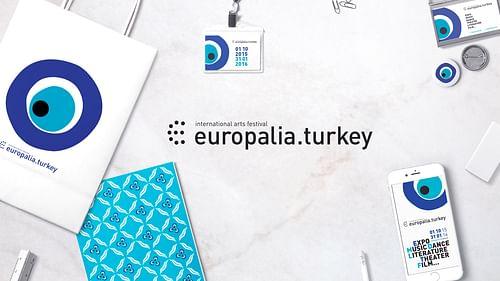 Europalia Turkey graphic identity - Photographie