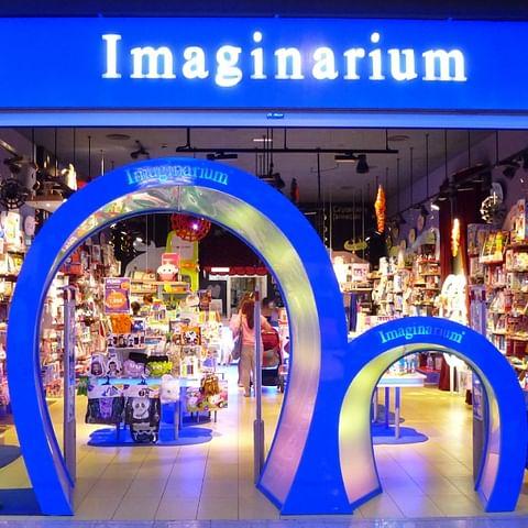 Publicidad para Imaginarium