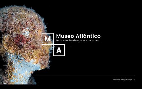 Museo Atlántico - Branding y posicionamiento de marca