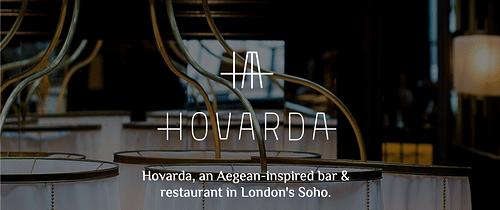 Hovarda Restaurant Website - Branding & Positioning