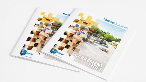 Decoceram : Stratégie globale - Image de marque & branding