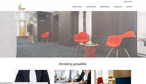 Site Internet - Stratégie digitale