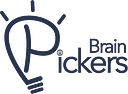 Brain Pickers Marketing logo