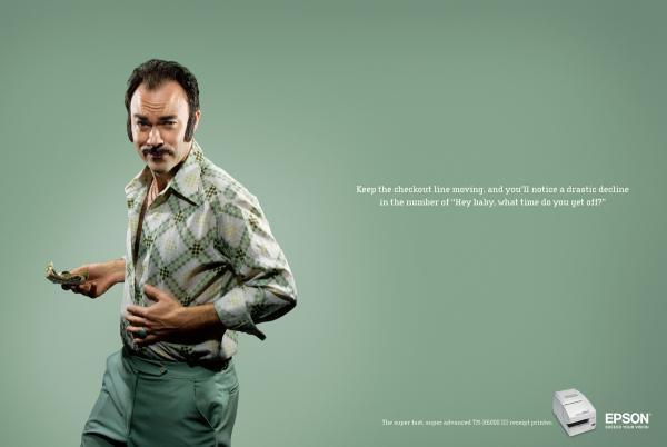 Smooth operator - Advertising