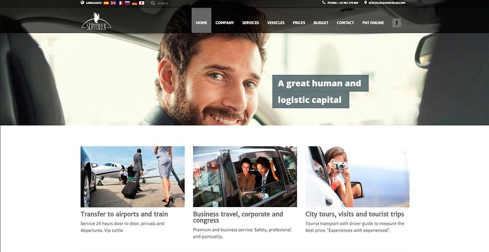 Campaña de marketing online en USA para Sercolux