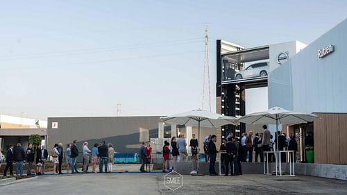 Volvo Rutten - New building inauguration - Evenement