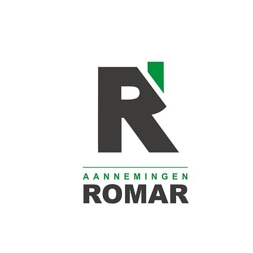 Rebranding Aannemingen Romar - Branding & Positionering