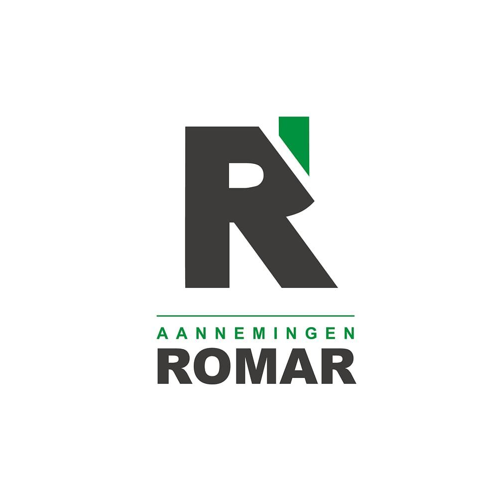 Rebranding Aannemingen Romar
