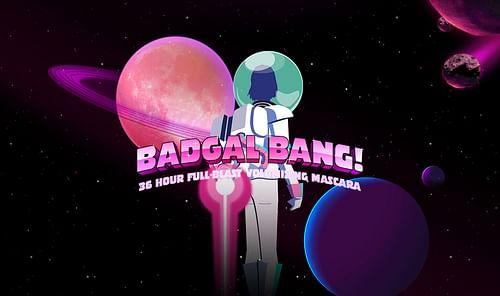 Badgal Bang Game - Jeu et intéraction
