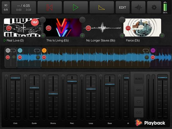 iOS Development and Audio Expertise for Playback