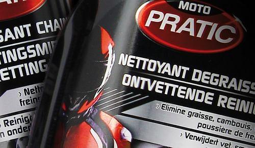 Tetrosyl - produits d'entretien auto moto - Design & graphisme