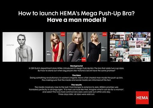 HEMA MEGA PUSH-UP BRA [image] - Reclame