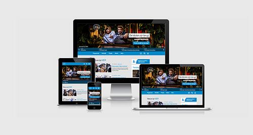 SBS Belgium: Vier.be & Vijf.be - Website Creatie