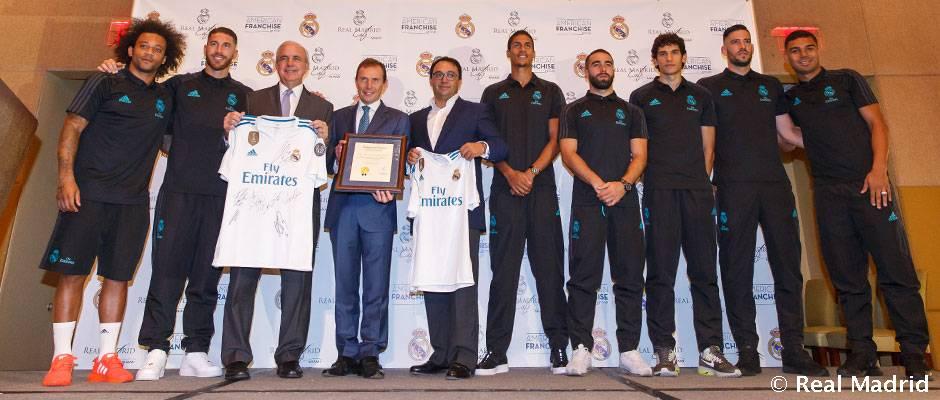 Evento Real Madrid Cafe Miami