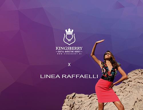 Linea Raffaelli: 50% meer bezoekers. - Online Advertising