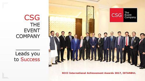 RCCI International Achievement Awards 2017 - Branding & Positioning