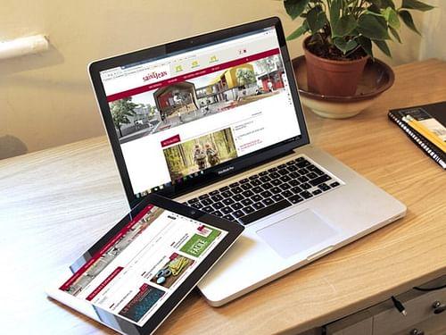 Ville de Saint-Jean - Création de site internet