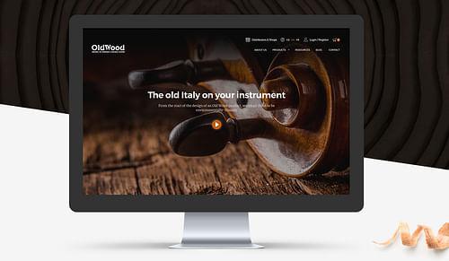 Custom Web Design (Woocommerce) - E-commerce