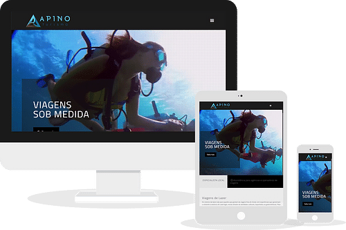 APINO TURISMO - Website Creation