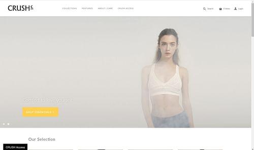 Branding & E-commerce for Shanghai Fashion Brand - Branding & Positioning