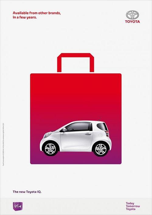 Bag - Publicidad