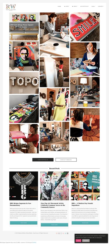 Brand Identity Development & Website Design -eComm - SEO
