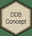 DDB Concept logo