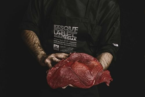 Basque Label Harategiak - Publicidad
