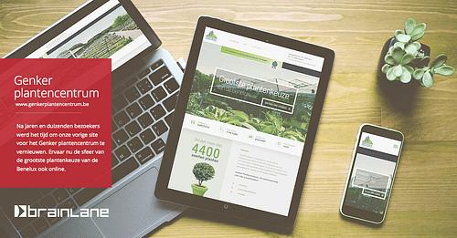 Genker Plantencentrum - Online Advertising
