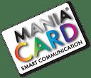 Maniacard logo