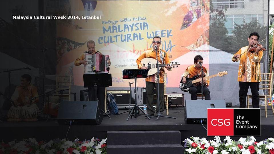 Malaysia Cultural Week 2014, Istanbul