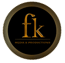 FK MEDIA & PRODUCTIONS logo