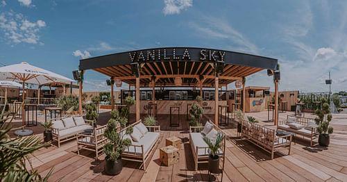 Vanilla Sky Rooftop - Image de marque & branding