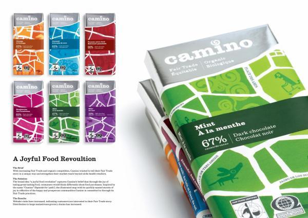 A JOYFUL FOOD REVOLUTION - Branding & Positioning