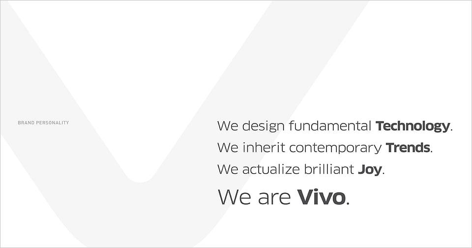 VIVO 2018 Experiential Brand Guideline