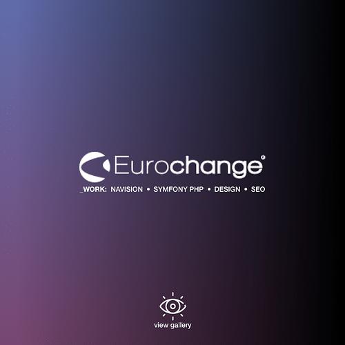 Eurochange - Creación de Sitios Web