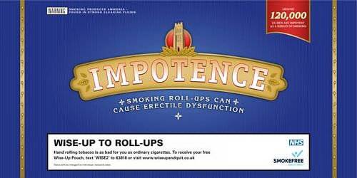 Impotence - Advertising