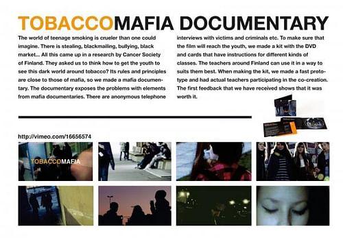 Tobaccomafia Documentary - Advertising
