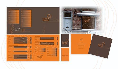 L'Art du Temps - Design & graphisme