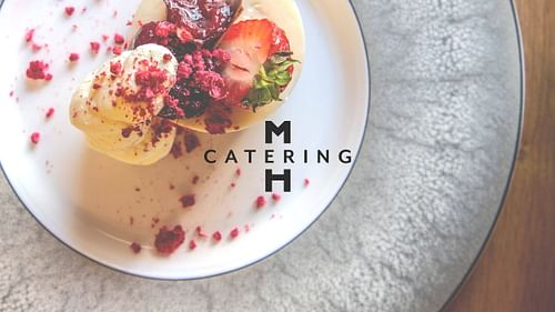 MH Catering - Branding & Positioning