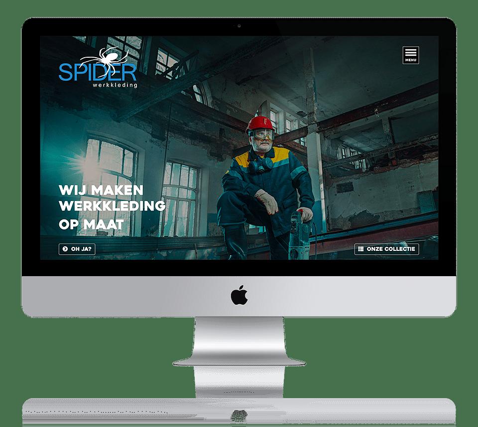 Webdesign + CMS