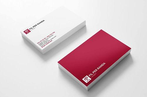 Fil Per Randa - Branding y posicionamiento de marca