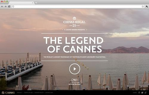 The Legend of Cannes - Advertising