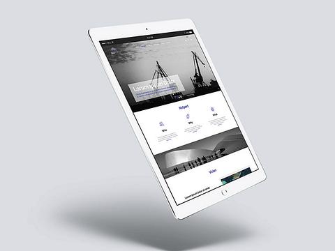 Nxtport | branding & website