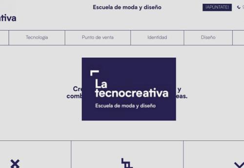 La tecnocreativa - Escuela de moda - Publicidad Online