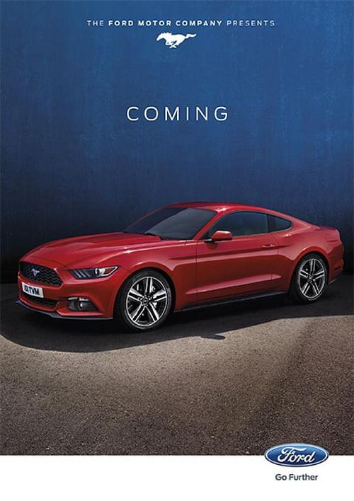 Mustang, 3 - Advertising